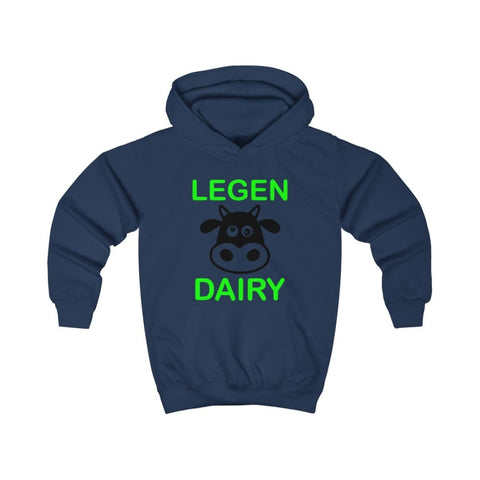 Image of Legen Dairy Kids Hoodie - Oxford Navy / XS - Kids clothes
