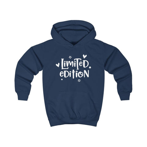 Limited Edition Kids Hoodie - Oxford Navy / L - Kids clothes