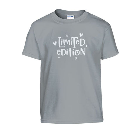 Image of Limited Edition Kids Tee - Sport Grey / S - Kids
