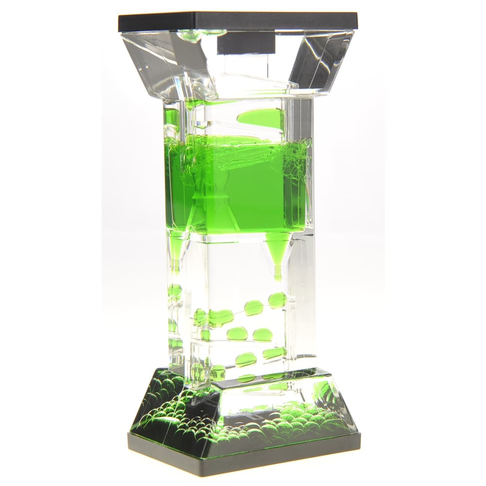 Liquid Motion Bubbler No Wheels (Green)
