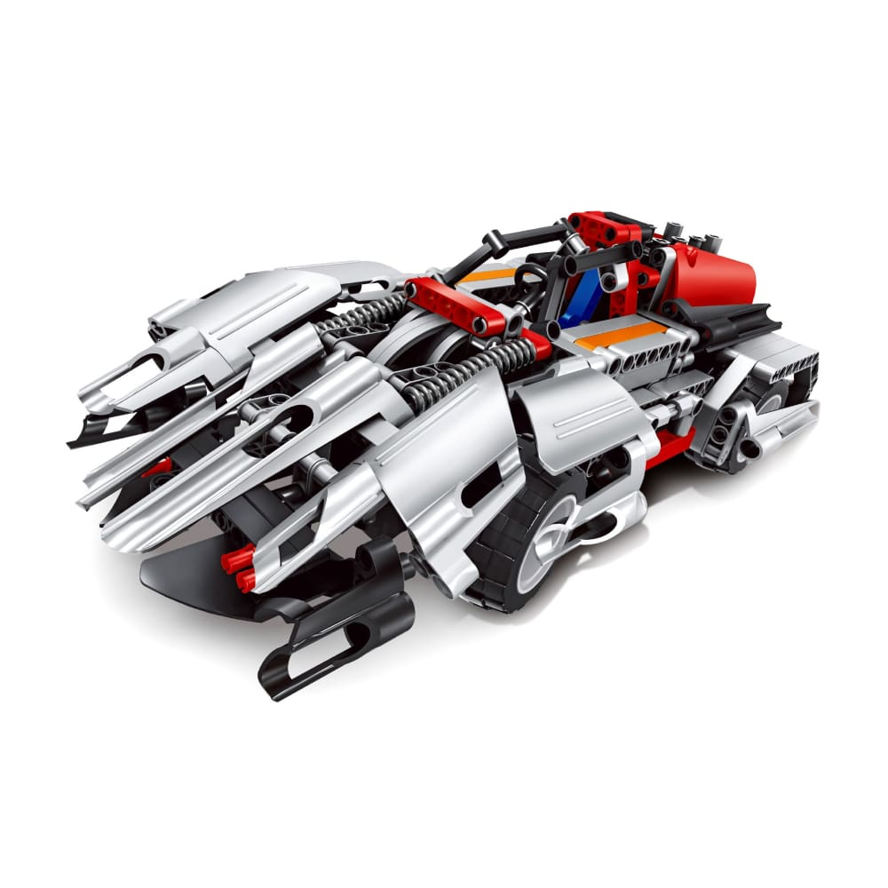 Robot Race Car Construction Set
