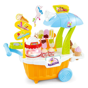 Super Market Sweet Shop Playset (Orange)