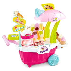 Super Market Sweet Shop Playset (Pink)
