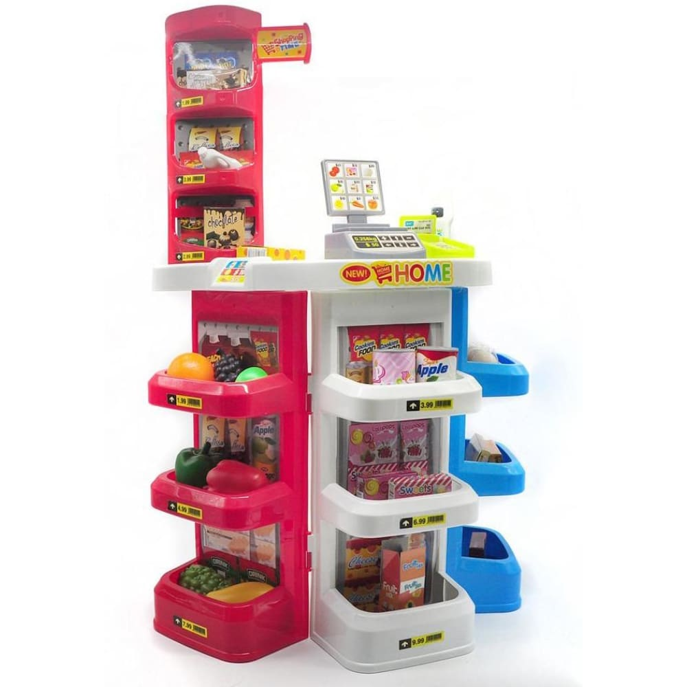 Supermarket 32 pieces Grocery Store Playset