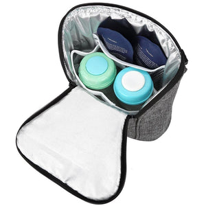 Travel Double Baby Bottle Warmer or Cool