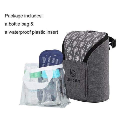 Image of Travel Double Baby Bottle Warmer or Cool