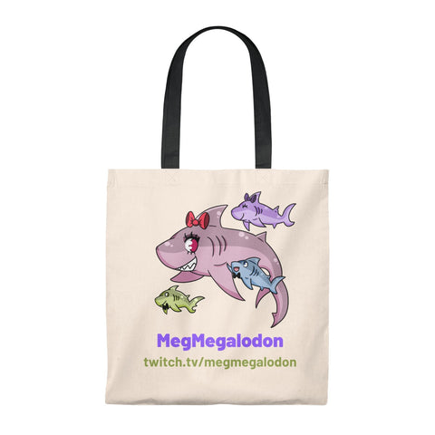 Mother of Sharks Tote