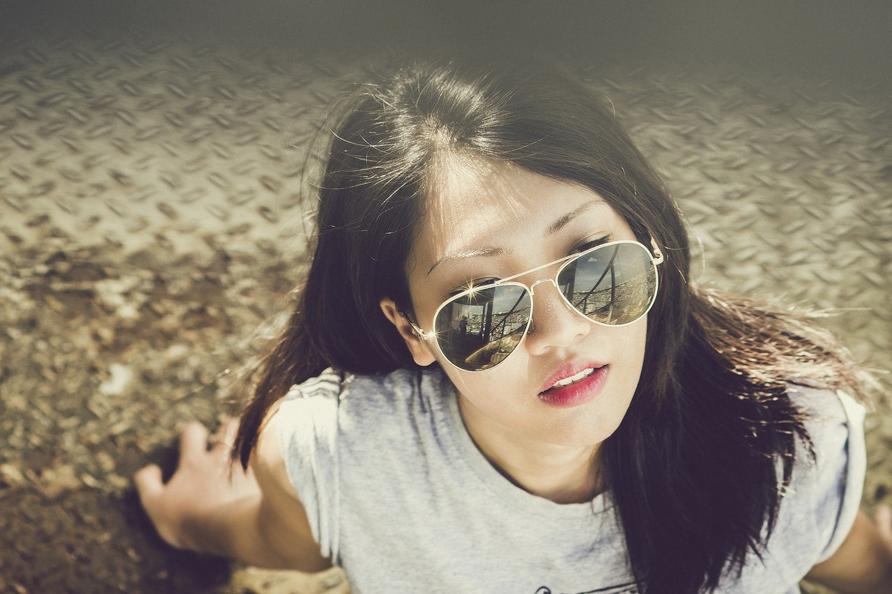 92cf5ee960 TIPS FOR BUYING AVIATOR SUNGLASSES FOR WOMEN. by Lou Brighton ...