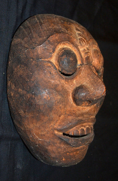 Theatric Mask from Bali, Old
