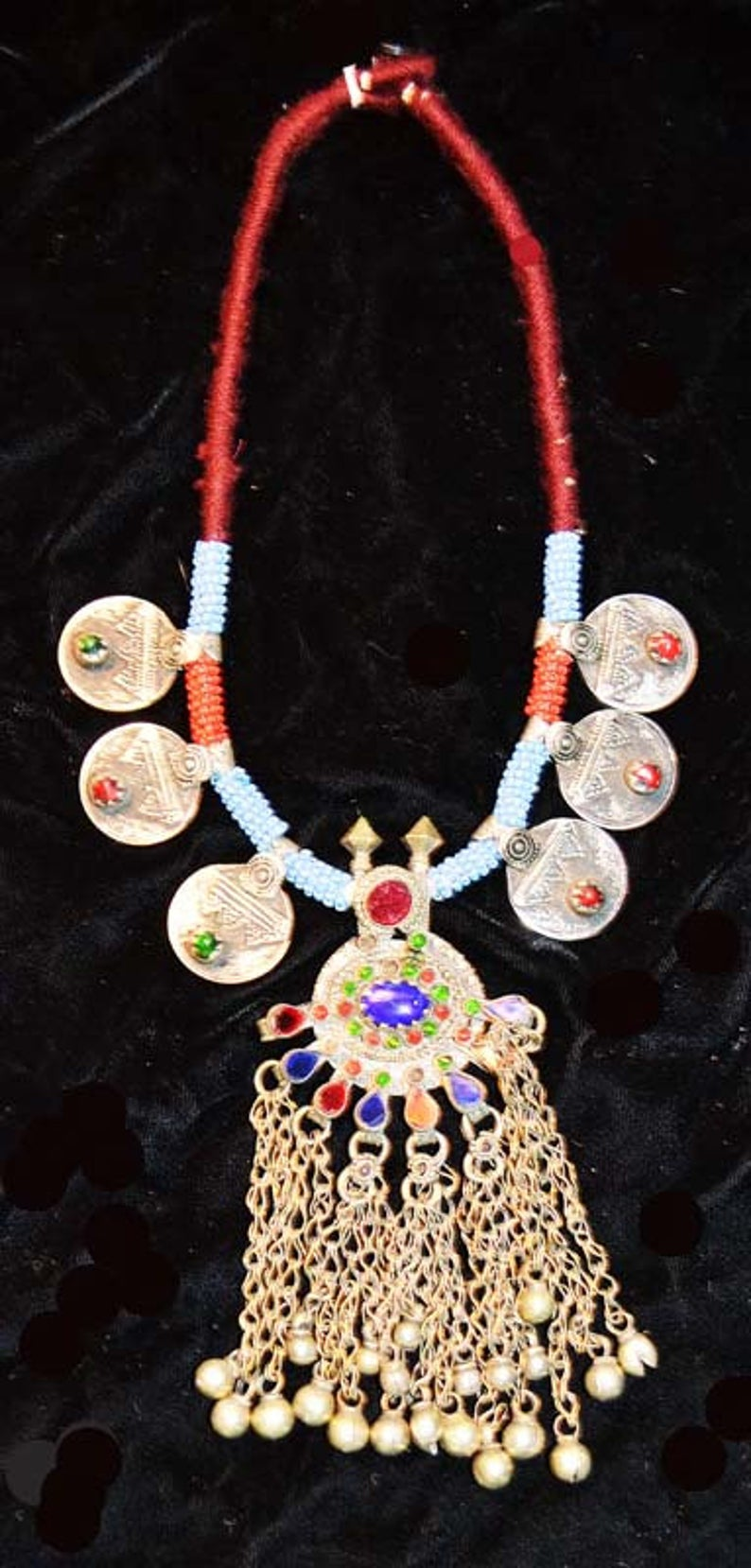 Balochi Necklace Suitable for Bellydancer