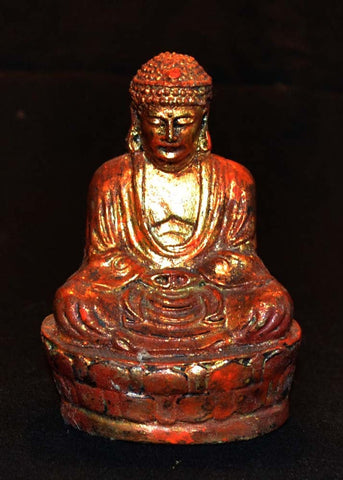 Cast Resin Buddha in the Chinese Style