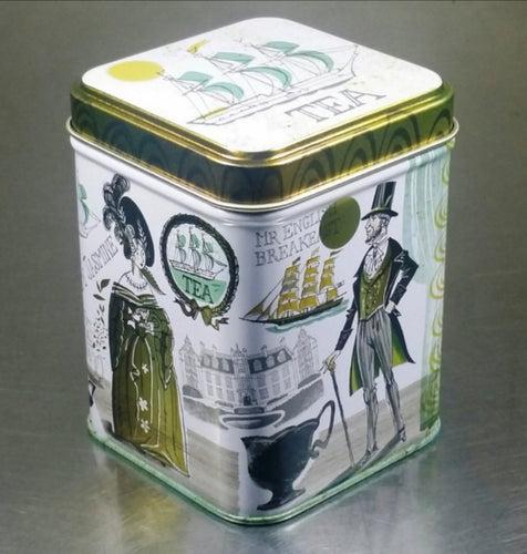 Mr. English Breakfast Tin 100g