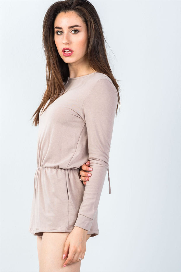 It's Friday - Tie-back Romper - The Luxstop