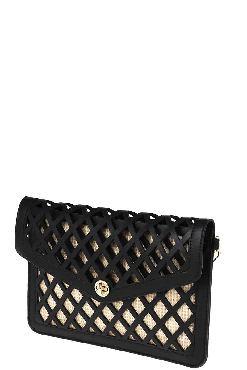 Lux - Envelope Clutch - The Luxstop