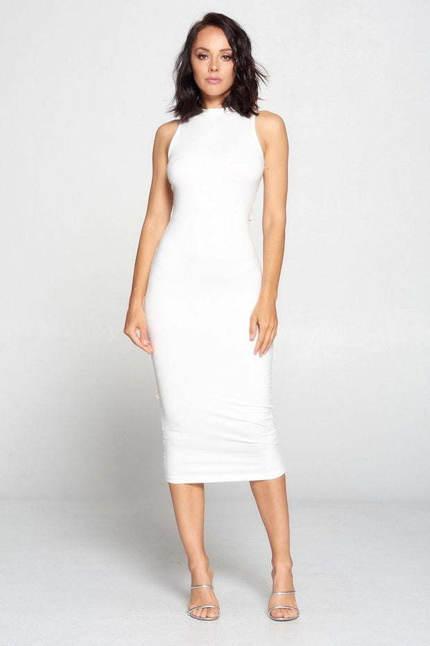 Opal Essence - Off White Dress - The Luxstop