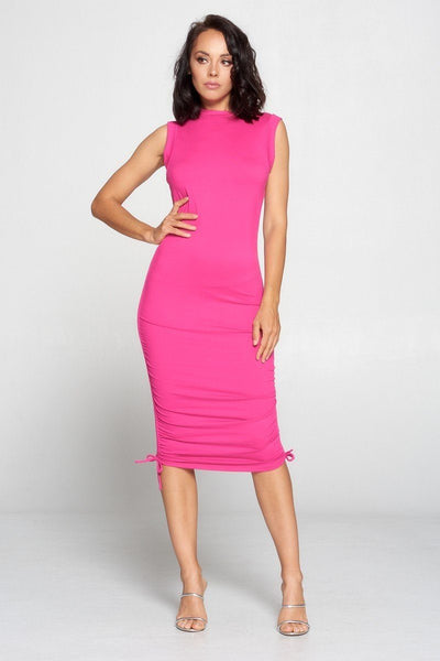 Opal Essence - Sleeveless Dress - The Luxstop