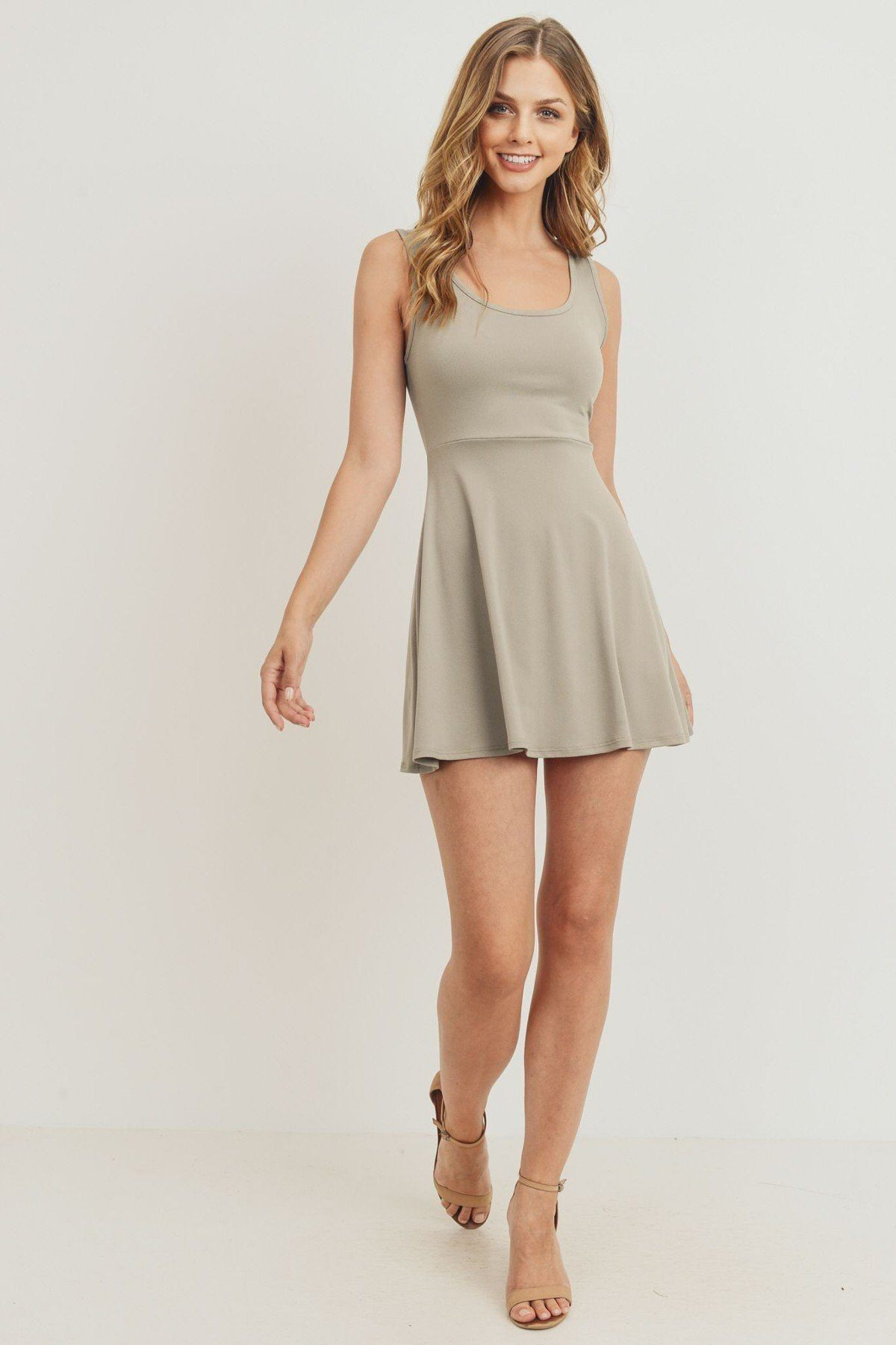 It's Friday - Slim Fit Mini Dress - The Luxstop