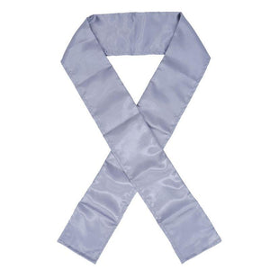 Sadé - Edge Silk Scarf - The Luxstop