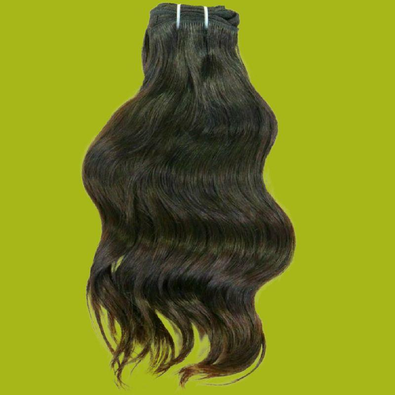 Sad'e - Indian Wavy Hair Extensions - The Luxstop