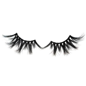 Sad'e - July 3D Mink Lashes 25mm - The Luxstop