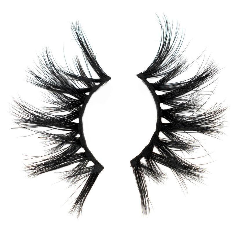 Sad'e - July 3D Lashes 25mm - The Luxstop