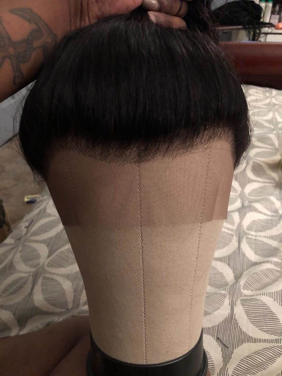 Superbwigs I cut off all my hair kinda 360 Lace Front Wig