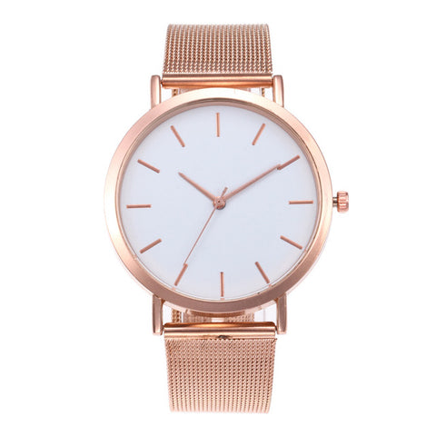 Women's Mesh Casual Watch