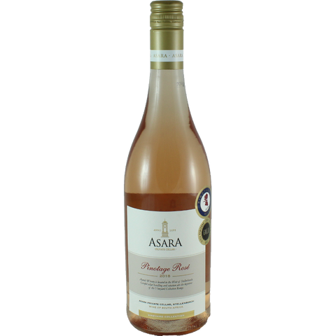 Asara Collection Pinotage Rosé 2018 - Südafrika