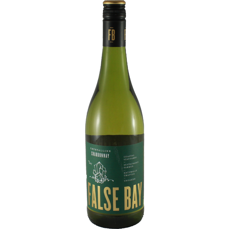 False Bay Chardonnay Crystalline 2017 - Südafrika