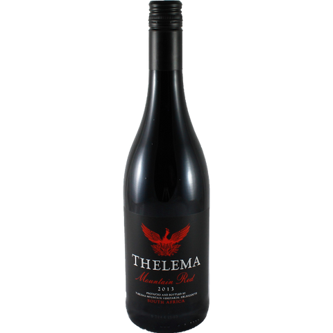 Thelema Mountain Red 2015 - Südafrika