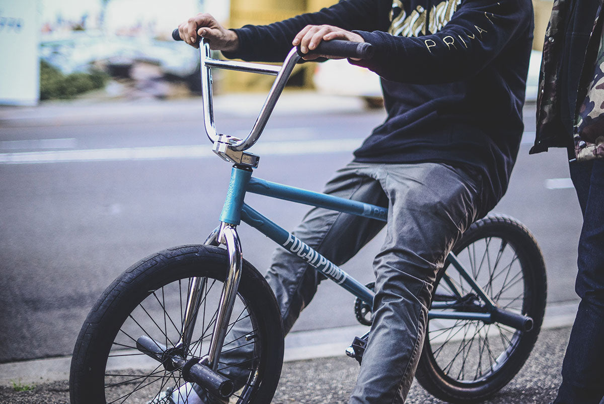 Primary Threads BMX apparel