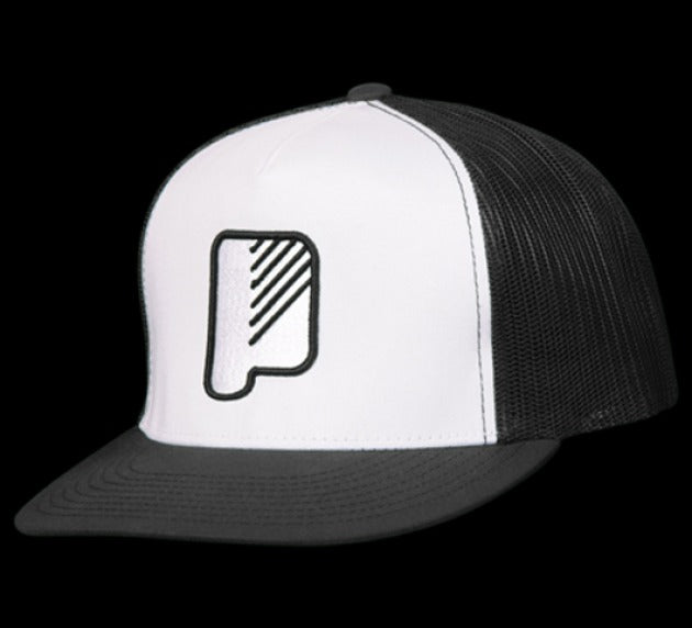 Big P Trucker Black