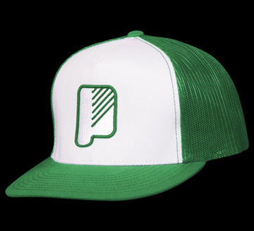 Big P Trucker Green