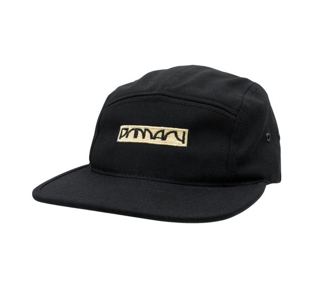 Boxed In Cap Black
