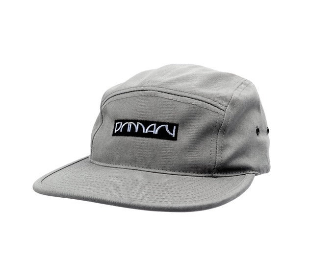 Boxed In Cap Grey