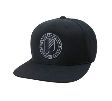 Primary Circle Cap Black