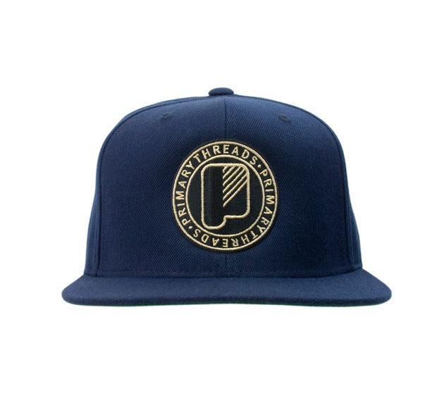 Primary Circle Cap Navy