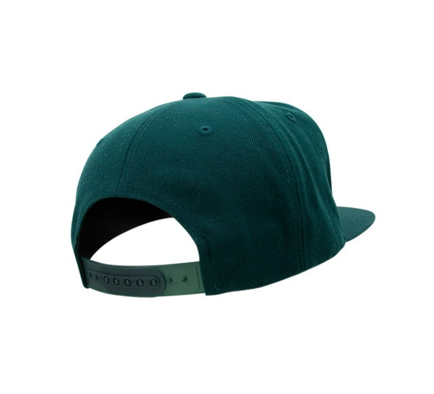 Primary Circle Cap Green