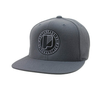 Primary Circle Cap Grey