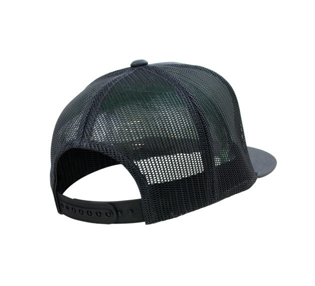 Circle Trucker Charcoal