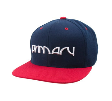 Halfa 3D Cap Red/Navy