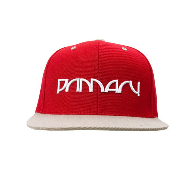Halfa 3D Cap Red/Chocolate