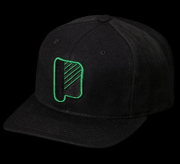 Big P Snap Back Green