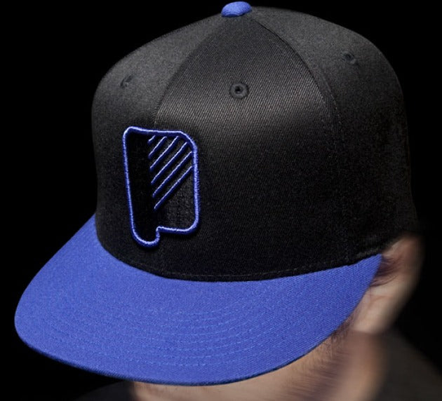 The BIG P Blue Cap