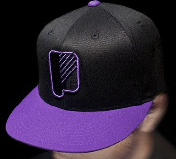The BIG P Purple Cap