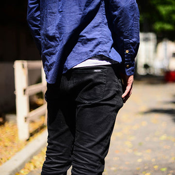 Primary Denim Black