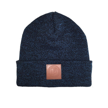 Primary Coolmix Marle Beanie (Blue)