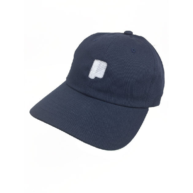 Primary 'Relax' Navy Dad Cap