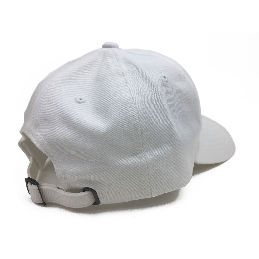 Primary 'Relax' Forrest White Dad Cap