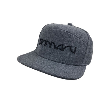 Primary 'Overcast' Grey Cap
